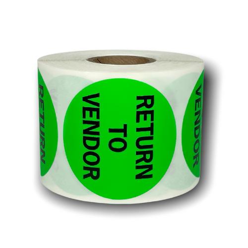 Green Return to Vendor